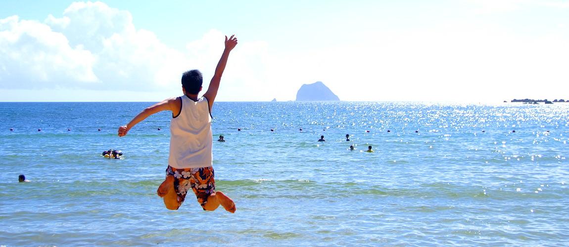 【基隆夏天玩水特輯】玩遍基隆的七個無料玩水景點