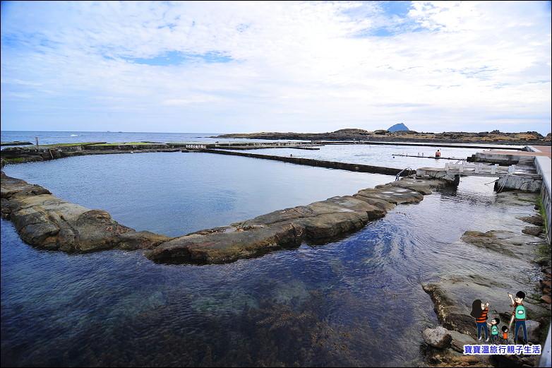 【基隆玩水親子景點】和平島公園~天然海水池/超大沙池溜滑梯/無料入場/免費停車