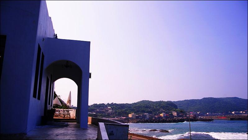 新北市景觀餐廳   白舍愛琴海~東北角地中海希臘海景餐廳