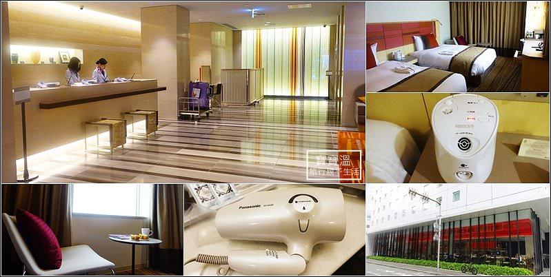 日本福岡飯店 | JR九州花博中心酒店,博多車站2分鐘、高CP值交通方便的人氣設計旅店