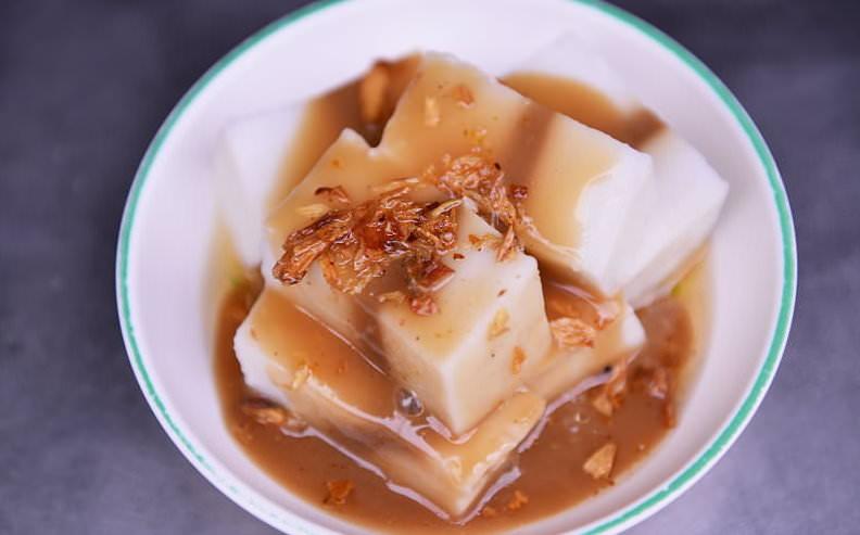 《 雲林西螺小吃 》西螺蕭家油蔥粿 早起才吃的到的在地美味早餐