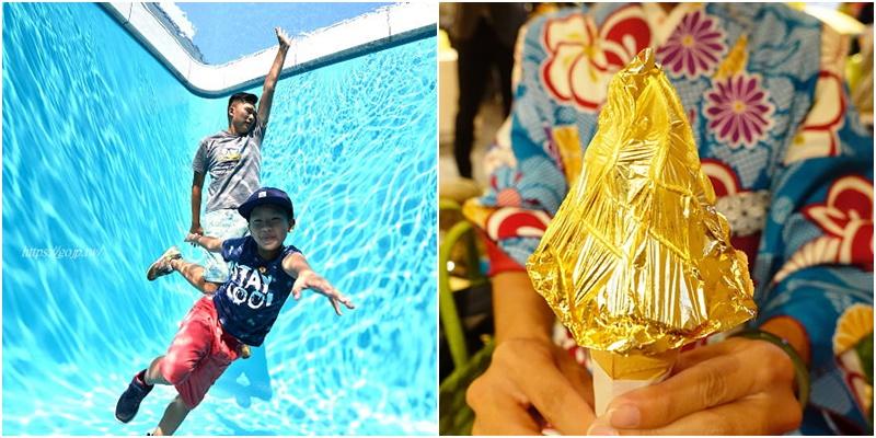 日本金澤一日遊~拜訪金箔故鄉、大口吃金箔冰淇淋、穿著和服漫步小京都、兼六園