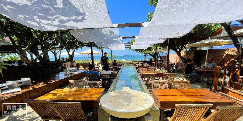 新北三芝海景咖啡館|Villa Sugar淺水灣景觀咖啡,峇里島風情海景餐廳