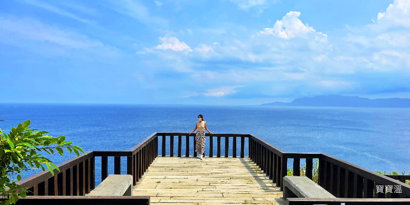 新北龍洞灣岬步道|最美無邊際海景觀景台藏在停車場裡,可以看海看山看攀岩