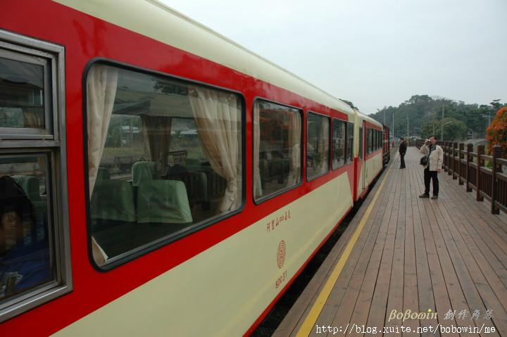 [ 遊記 ] 阿里山鐵道之旅