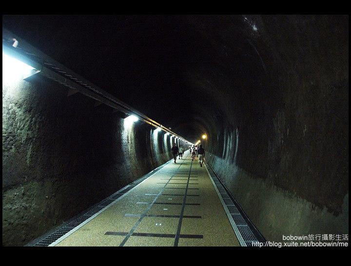 [ 新北市一日遊 ] 東北角–舊草嶺隧道單車行