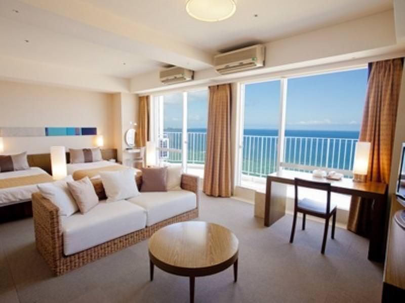 16_沖繩海灘塔飯店05.jpg - 沖繩海濱飯店(美國村、宜野灣、沖繩南部)