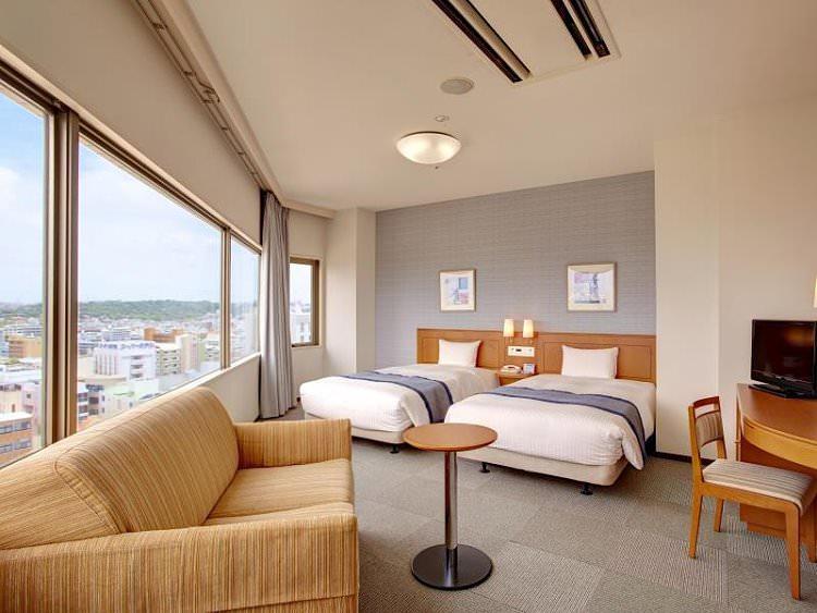 那霸新都心法華俱樂部飯店 (Hotel Hokke Club Naha Shintoshin)_07.jpg - 沖繩那霸飯店