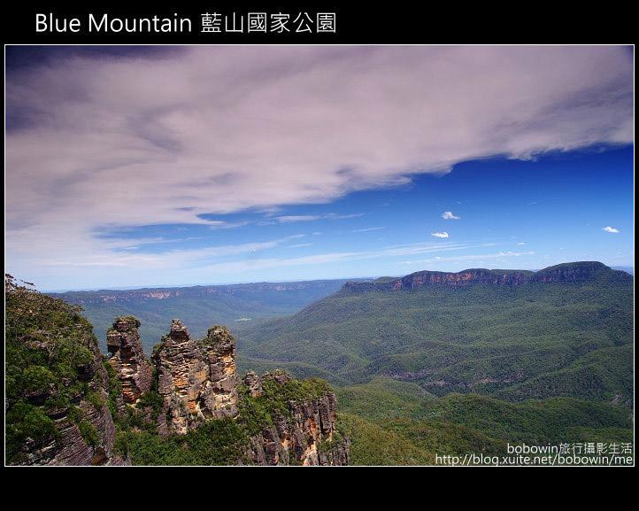 [ 澳洲 ] 藍山國家公園–三姊妹岩 Blue Mountain National Park