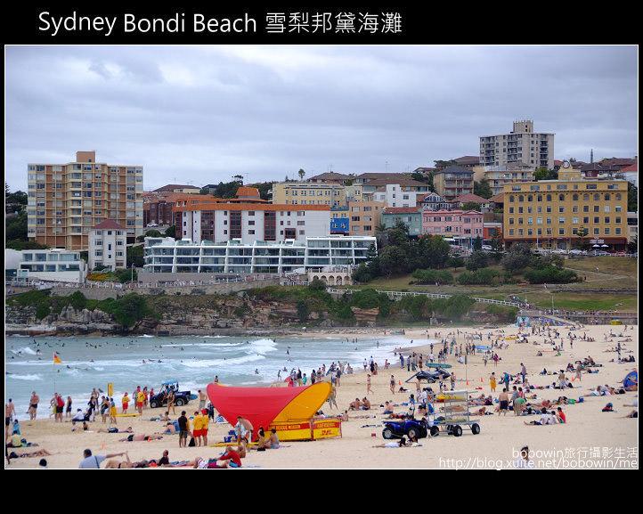 [ 澳洲 ] 雪梨邦黛海灘 Sydney Bondi Beach
