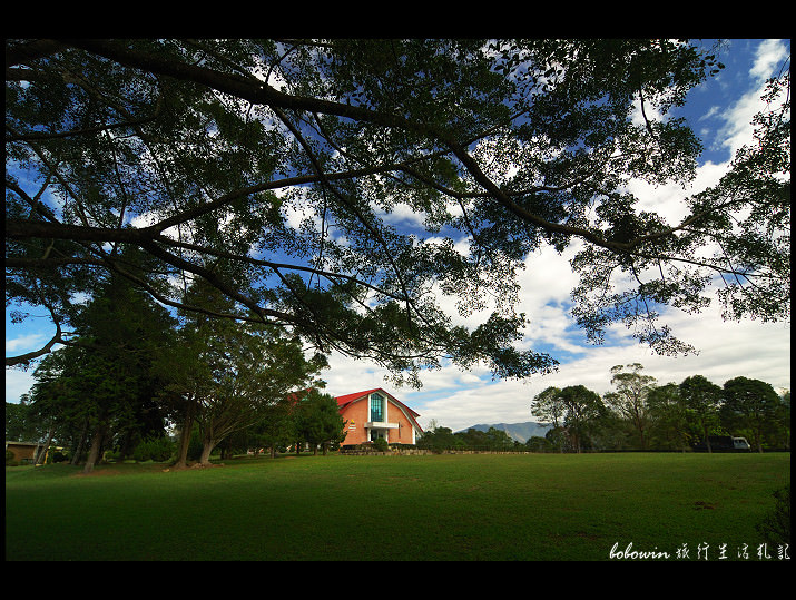 南投魚池必拍景點 | 三育書院 ‧ 全台最美的校園、隱藏版龍貓森林
