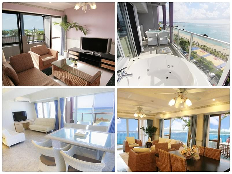 海濱公寓 (Beachside Condominium)_10.jpg - 沖繩海濱飯店(美國村、宜野灣、沖繩南部)