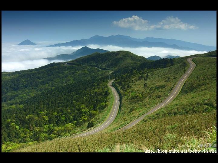 [ 新北市觀景地點 ] 五分山山頂氣象站~蜿蜒山路宛如北台灣的合歡山景、攝影人、重機騎士口耳相傳的秘境景點
