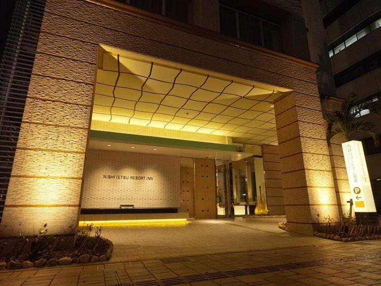 24_西鐵Resort Inn那霸 (Nishitetsu Resort Inn Naha)_01.jpg - 沖繩那霸飯店