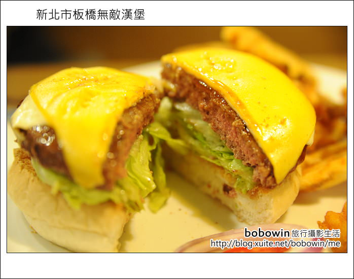 [ 新北市板橋美式料理 ] 無敵漢堡WOODY BURGER