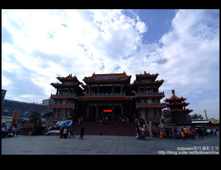 [ 遊記 ] 屏東車城–台灣最大土地公廟福安宮